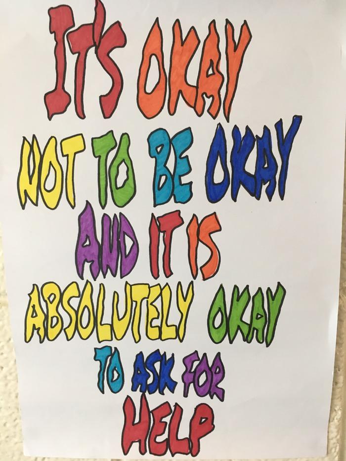 Positive Mental Health Week.