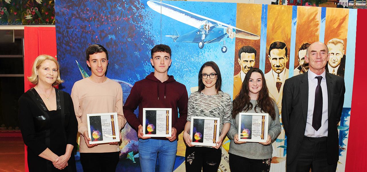 Student Achievement Awards Portmarnock Community School